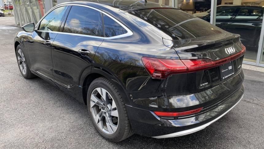 2020 Audi e-tron WA12ABGE8LB035682