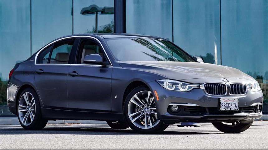2018 BMW 3 Series WBA8E1C53JA171464