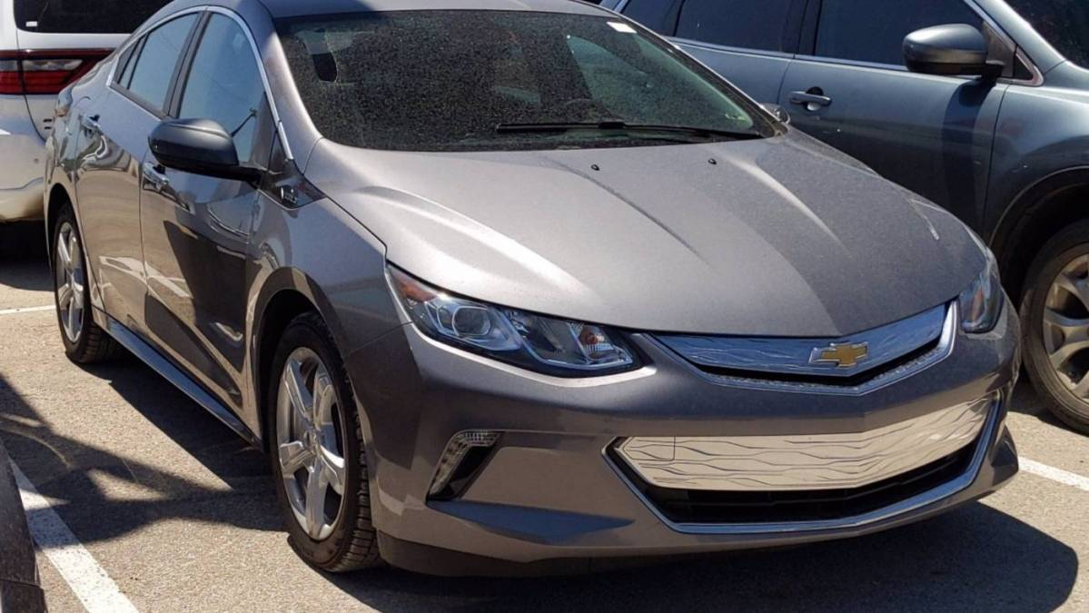 2018 Chevrolet VOLT 1G1RC6S57JU139278