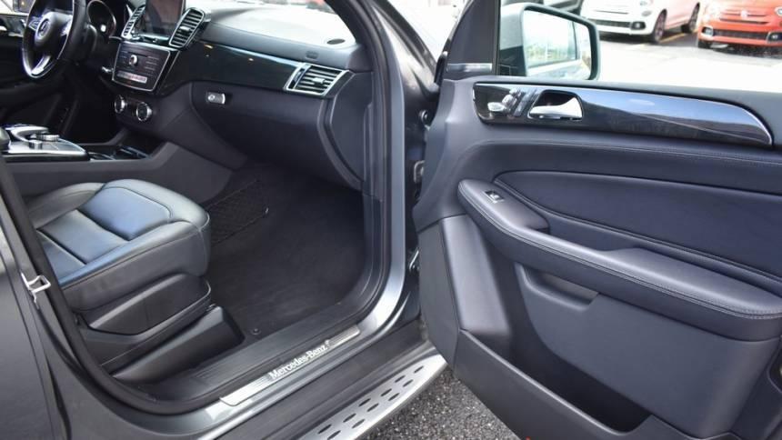 2018 Mercedes GLE 550e 4Matic 4JGDA6DB6JB075395