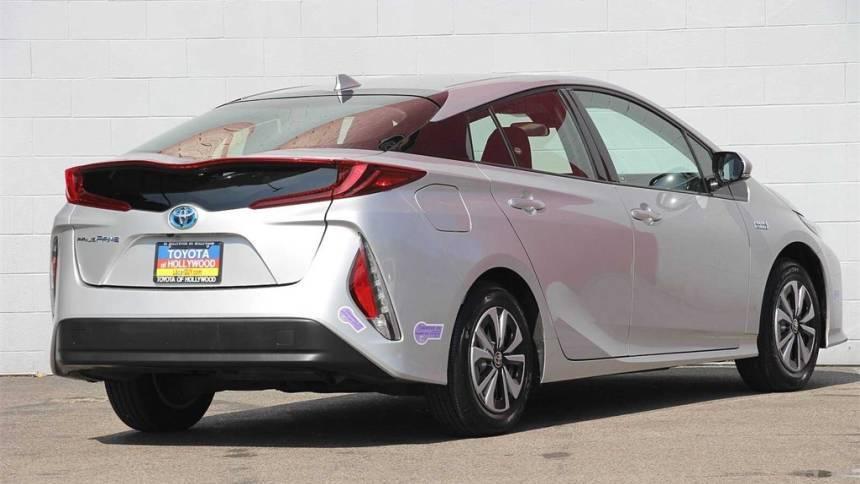 2018 Toyota Prius Prime JTDKARFP0J3088336
