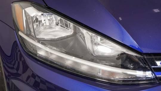 2019 Volkswagen e-Golf WVWKR7AU4KW907911