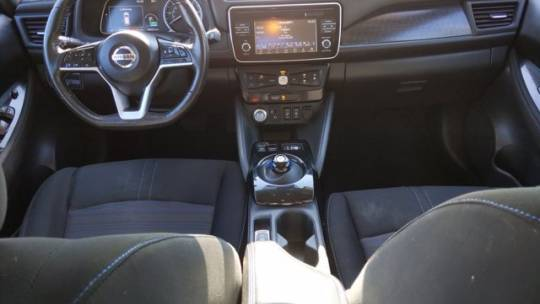 2019 Nissan LEAF 1N4AZ1CPXKC302413