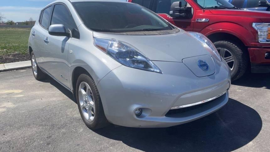 2012 Nissan LEAF JN1AZ0CP1CT024705