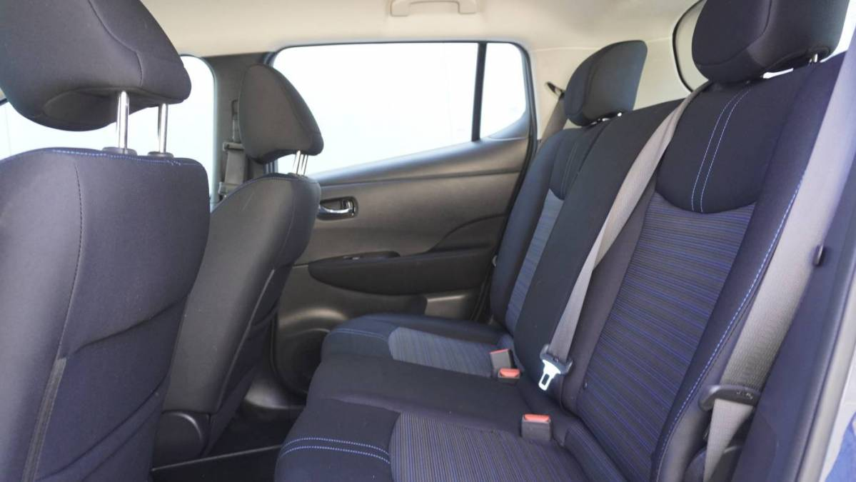 2018 Nissan LEAF 1N4AZ1CP8JC304028