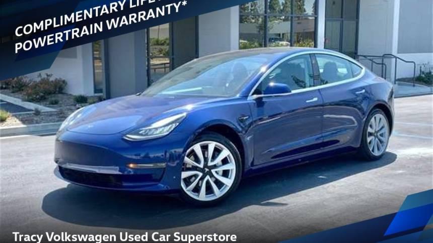 2018 Tesla Model 3 5YJ3E1EAXJF155129