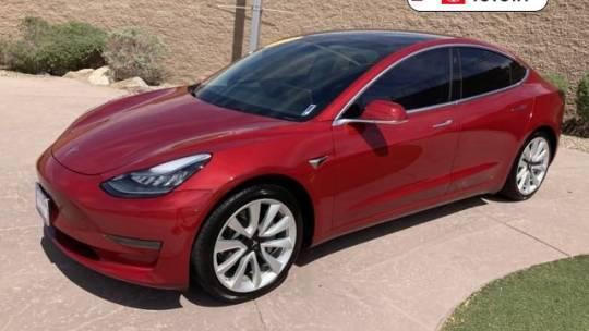 2019 Tesla Model 3 5YJ3E1EA3KF536905