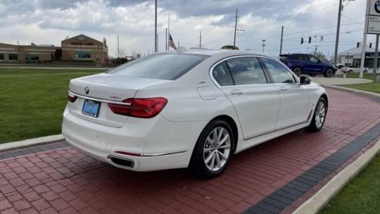 2018 BMW 7 Series WBA7J2C59JG938096