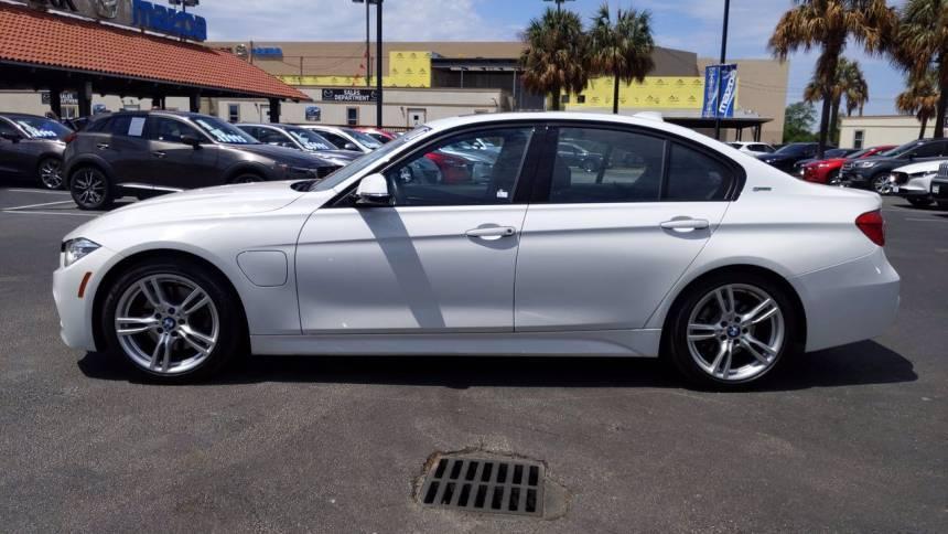 2018 BMW 3 Series WBA8E1C58JA756525