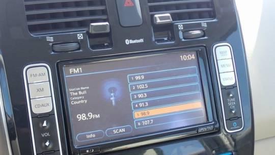 2011 Nissan LEAF JN1AZ0CP9BT006371