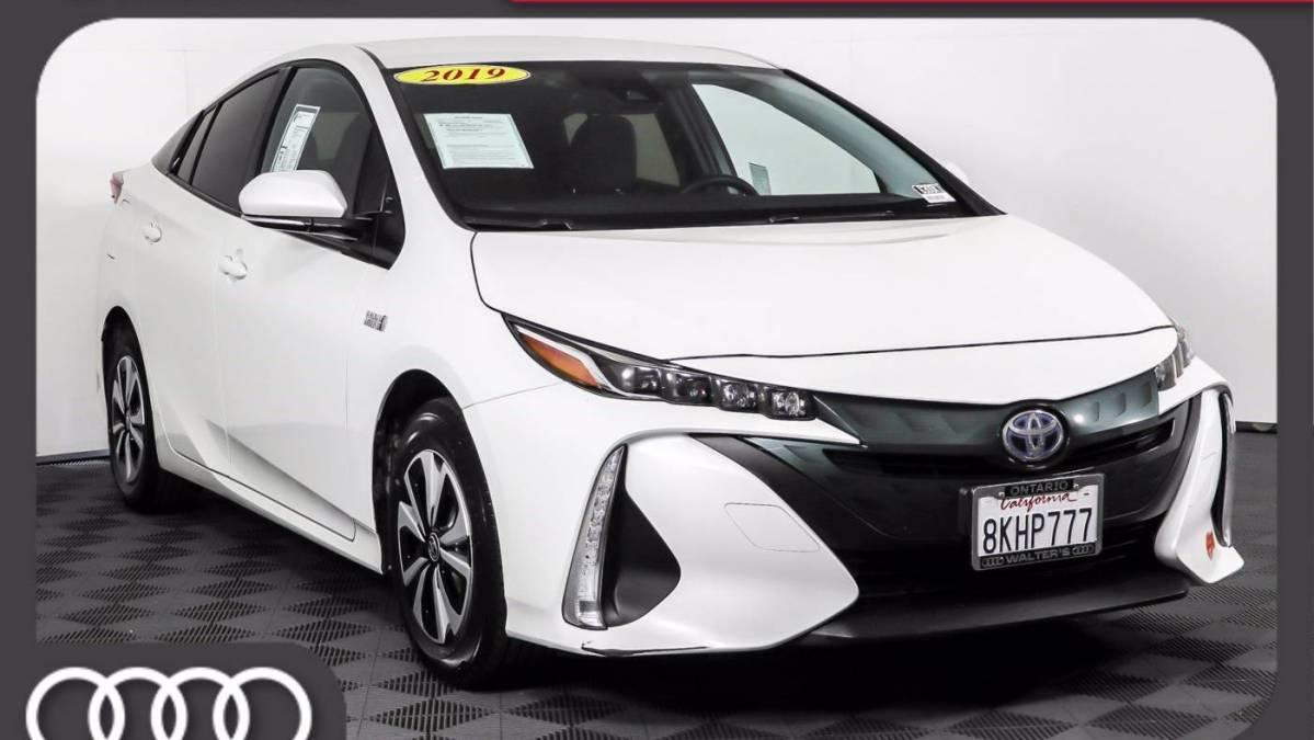 2019 Toyota Prius Prime JTDKARFP6K3110678