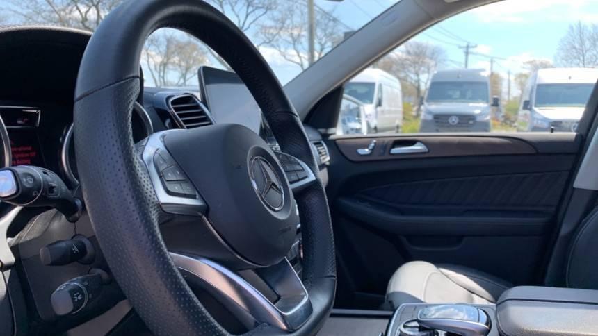 2018 Mercedes GLE 550e 4Matic 4JGDA6DB5JB087523