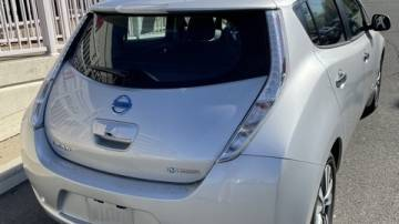2017 Nissan LEAF 1N4BZ0CP2HC310643