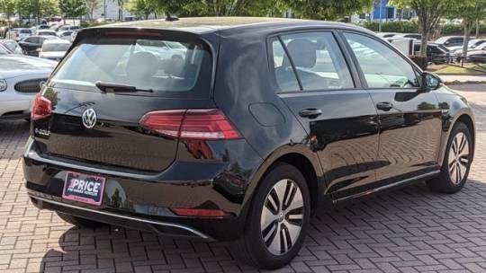 2017 Volkswagen e-Golf WVWPR7AU9HW951045