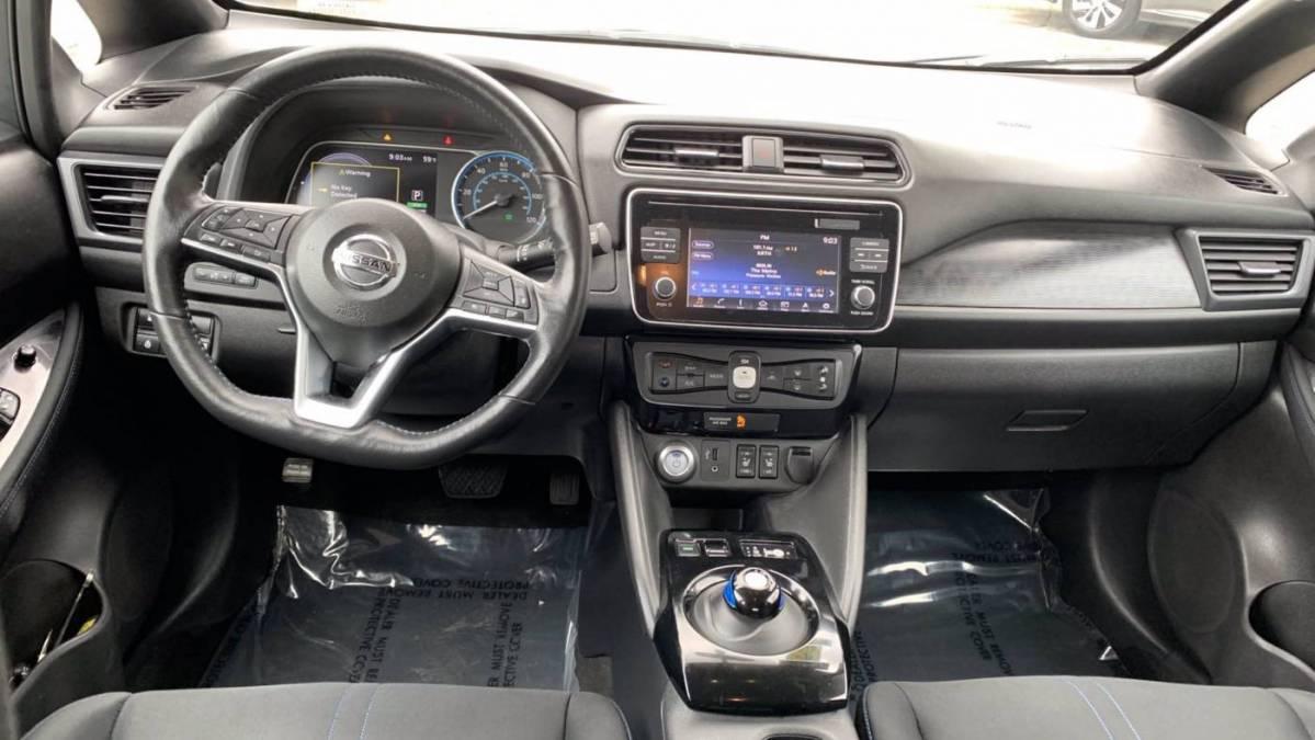 2018 Nissan LEAF 1N4AZ1CP5JC300423