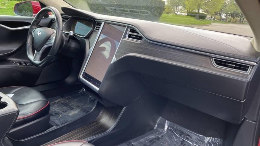 2014 Tesla Model S 5YJSA1H15EFP38698