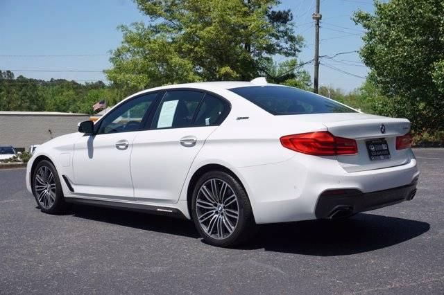 2018 BMW 5 Series WBAJA9C53JB249845