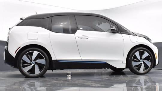 2018 BMW i3 WBY7Z4C53JVD96708