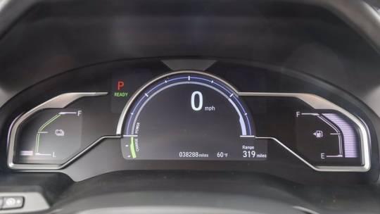 2018 Honda Clarity JHMZC5F34JC004595