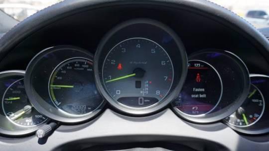 2018 Porsche Cayenne WP1AE2A23JLA72214
