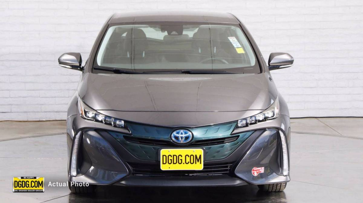 2018 Toyota Prius Prime JTDKARFP4J3088131
