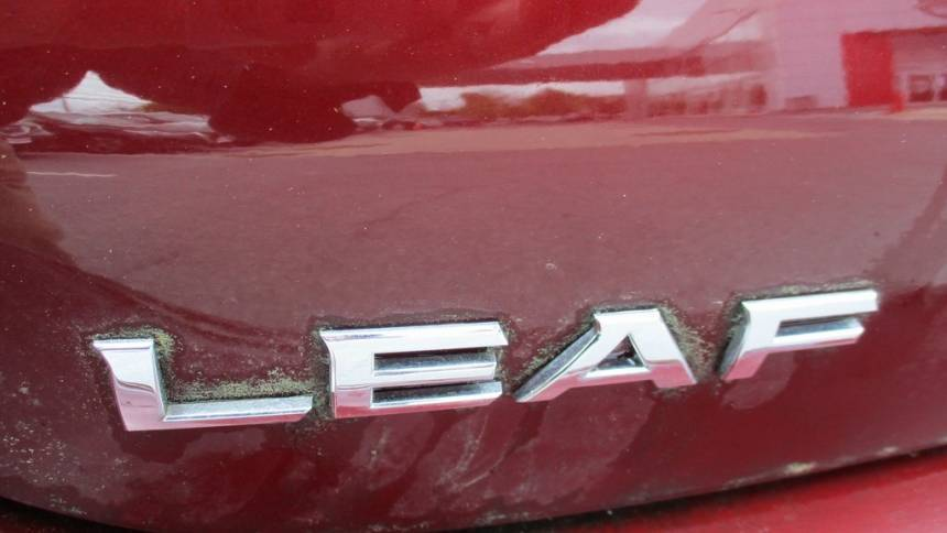 2016 Nissan LEAF 1N4AZ0CP5GC307455
