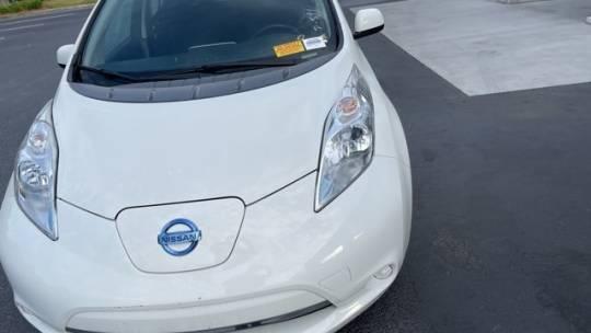 2015 Nissan LEAF 1N4AZ0CP6FC327924