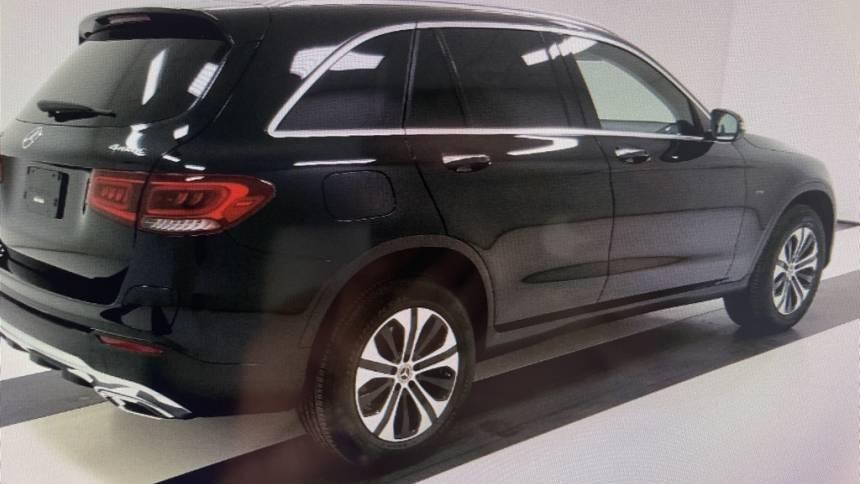 2020 Mercedes GLC 350e 4MATIC W1N0G5DB8LF780294