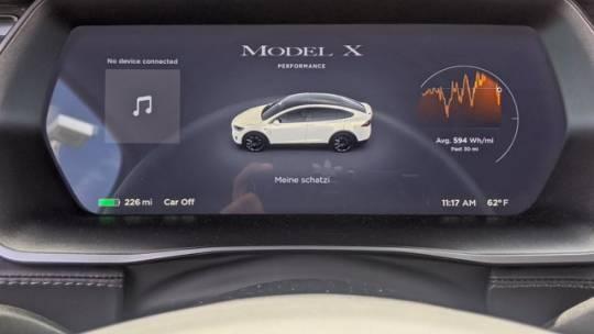 2019 Tesla Model X 5YJXCDE40KF182070