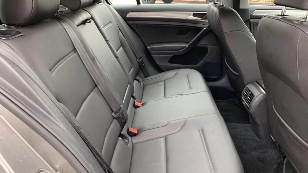 2016 Volkswagen e-Golf WVWPP7AU6GW914569