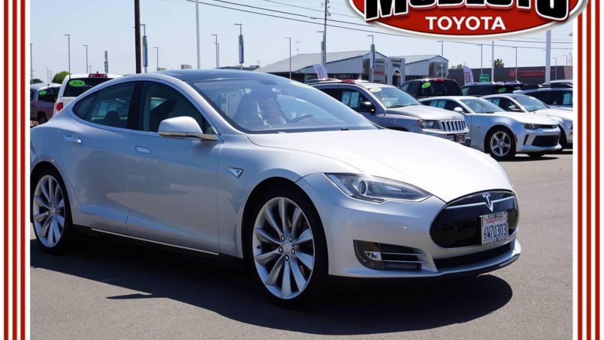 2012 Tesla Model S 5YJSA1DP1CFP02935