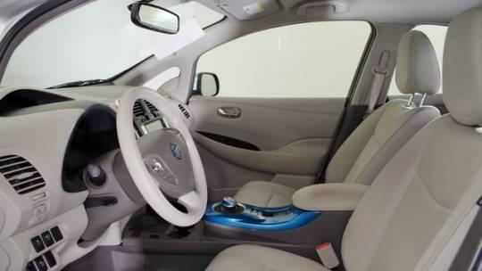 2011 Nissan LEAF JN1AZ0CP9BT006452