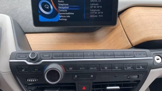 2014 BMW i3 WBY1Z2C52EVX51476