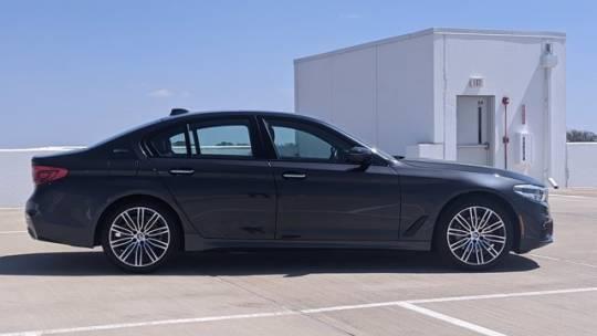 2018 BMW 5 Series WBAJB1C59JB084107