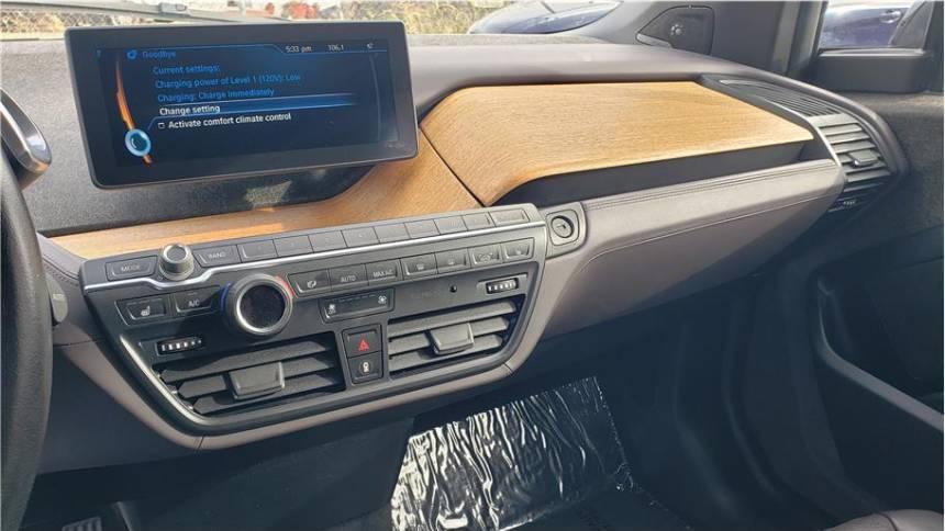 2015 BMW i3 WBY1Z4C53FV503055