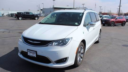 2018 Chrysler Pacifica Hybrid 2C4RC1N73JR144904