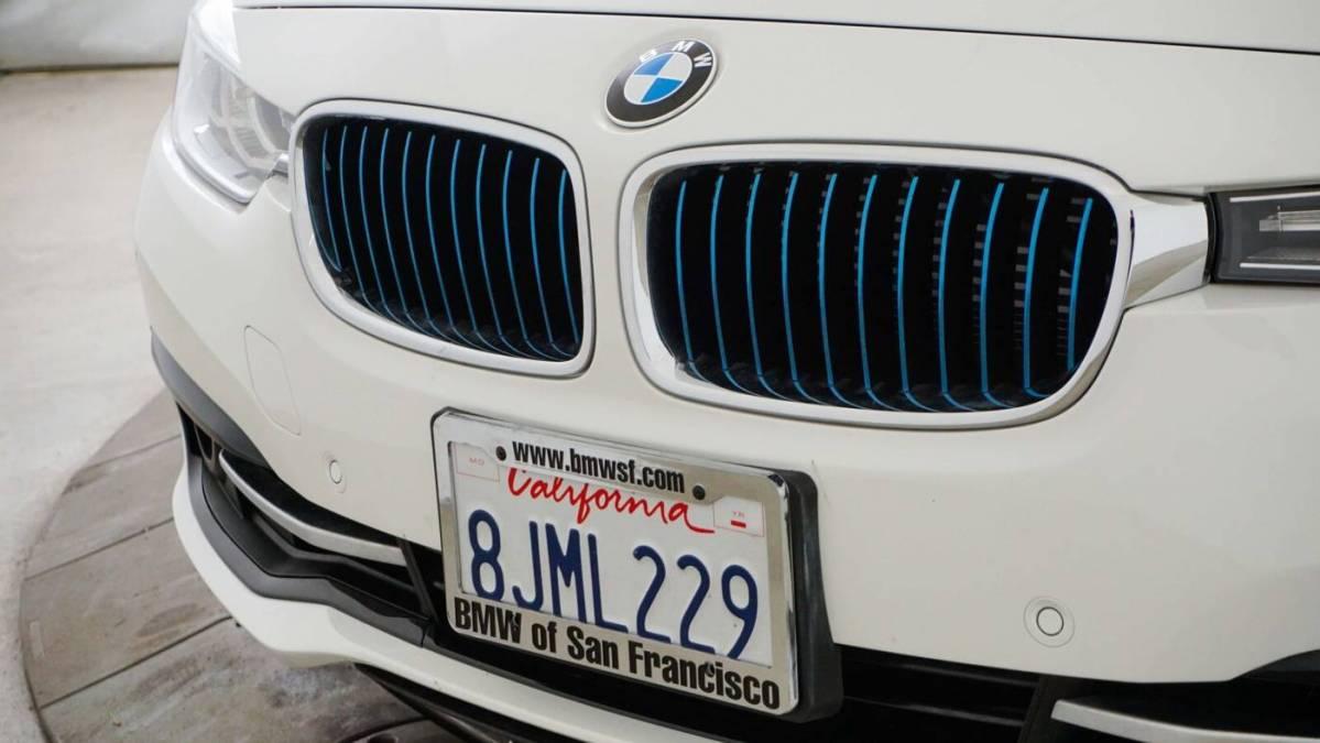 2018 BMW 3 Series WBA8E1C5XJA756705