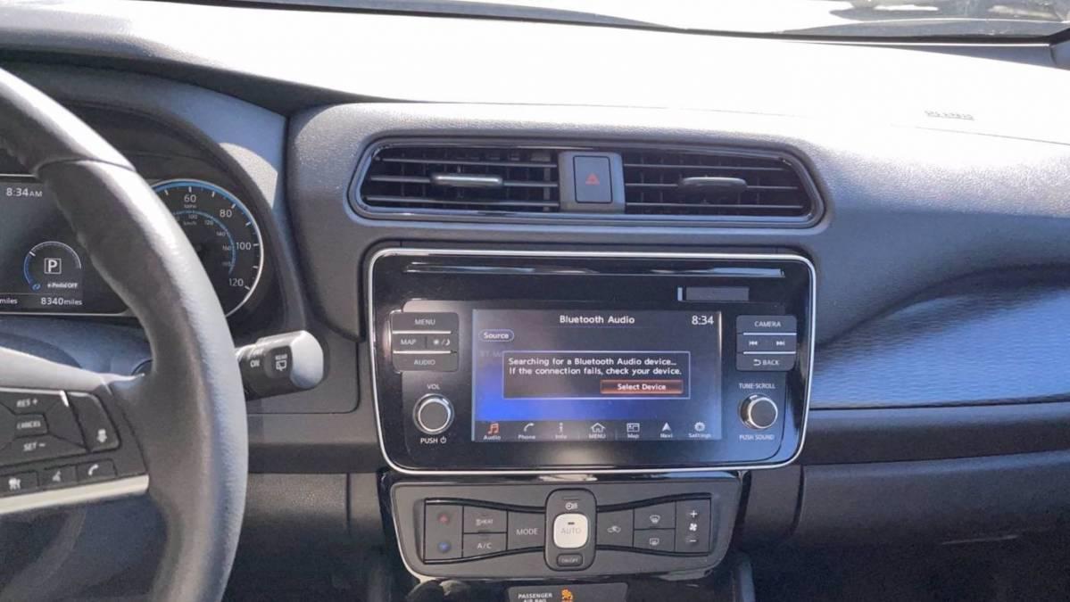 2019 Nissan LEAF 1N4AZ1CP8KC305990
