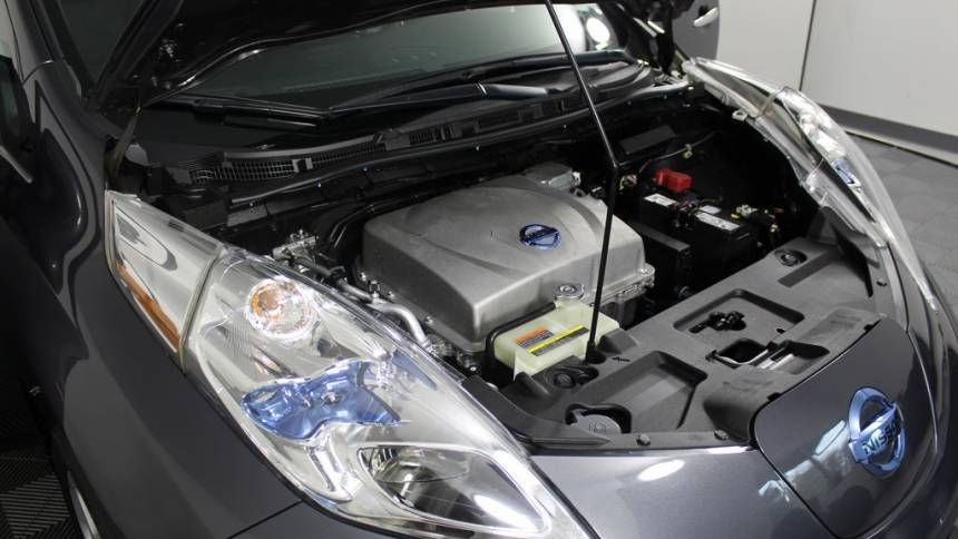 2013 Nissan LEAF 1N4AZ0CP4DC402133