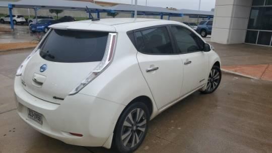 2015 Nissan LEAF 1N4AZ0CP1FC331363