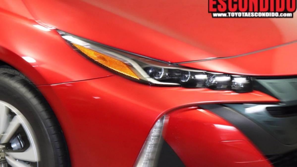 2019 Toyota Prius Prime JTDKARFP7K3113072