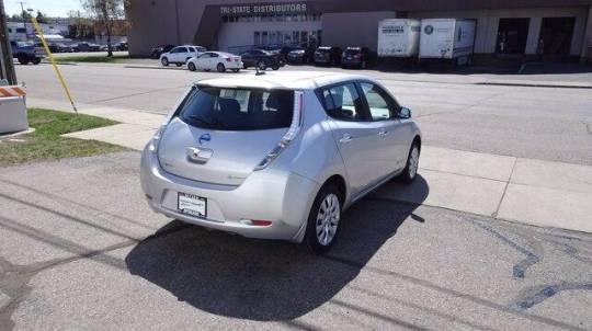 2015 Nissan LEAF 1N4AZ0CP2FC316760