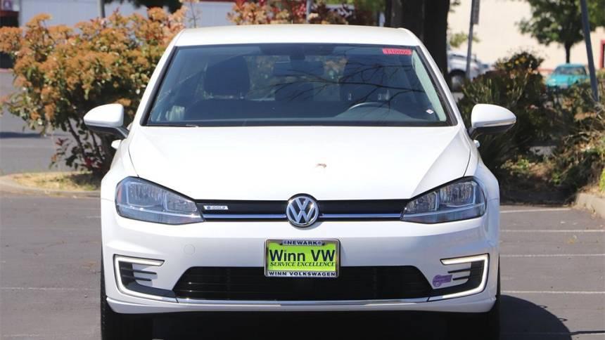 2019 Volkswagen e-Golf WVWKR7AU6KW907831