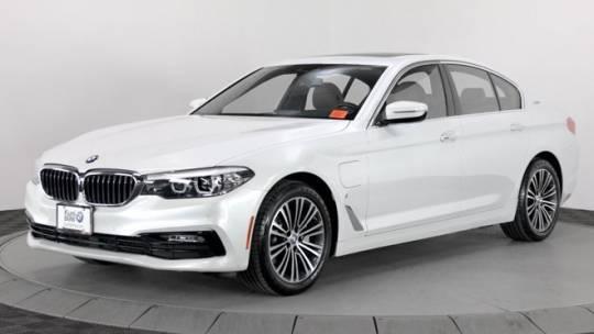 2018 BMW 5 Series WBAJB1C52JB085373