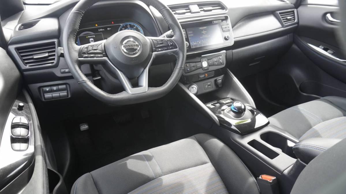 2019 Nissan LEAF 1N4AZ1CPXKC314299