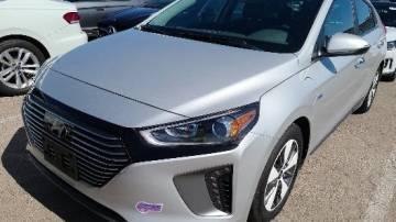 2019 Hyundai IONIQ KMHC75LD4KU138264