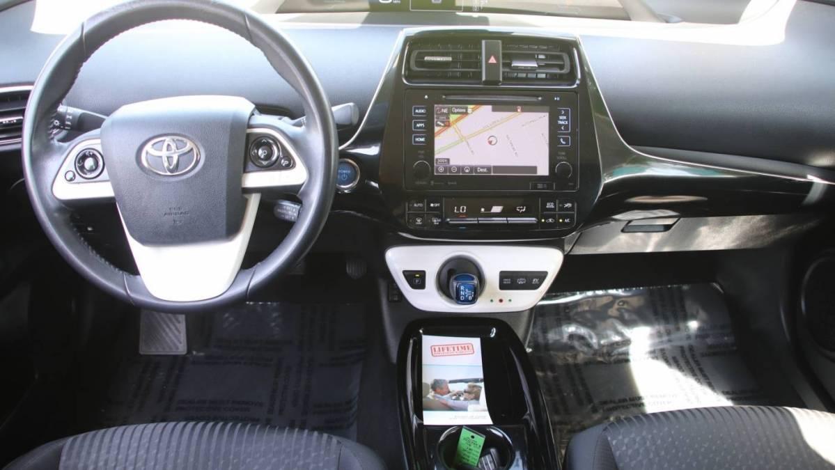 2017 Toyota Prius Prime JTDKARFP8H3006444