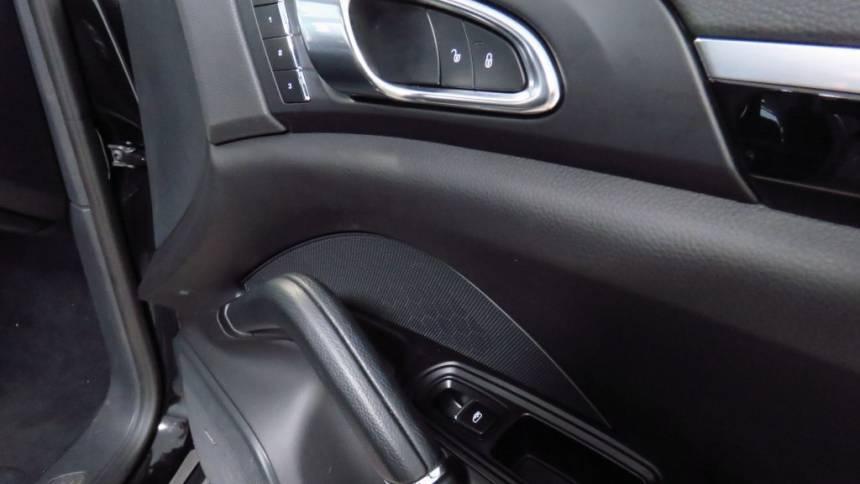 2018 Porsche Cayenne WP1AE2A25JLA72781