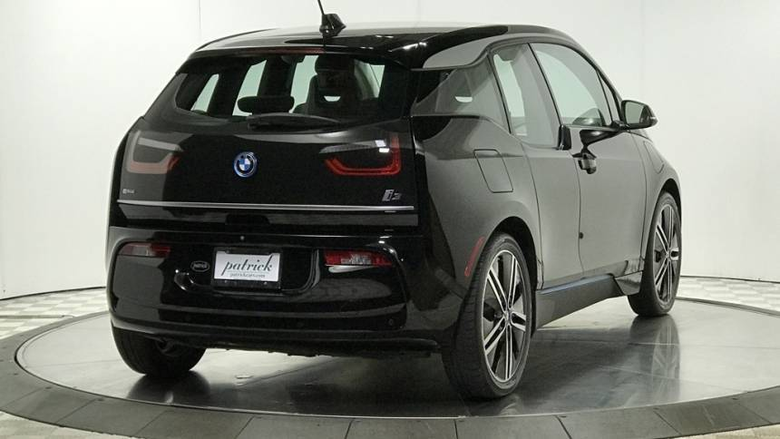 2018 BMW i3 WBY7Z4C59JVD95658