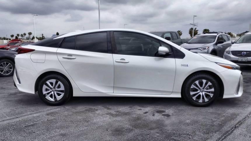 2020 Toyota Prius Prime JTDKARFP4L3145513
